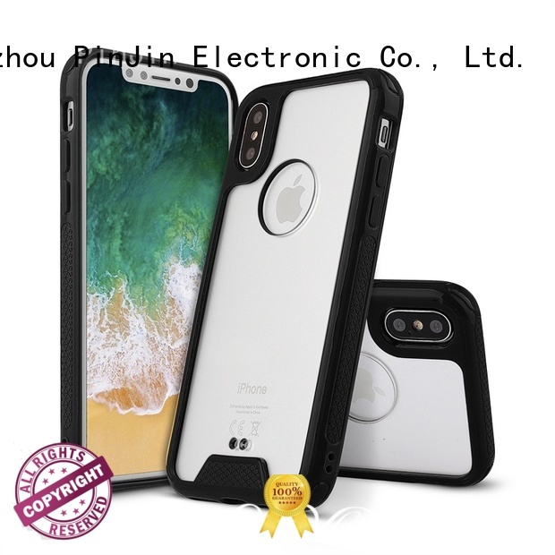 PinJin Electronic card bespoke iphone cases holder for iphone