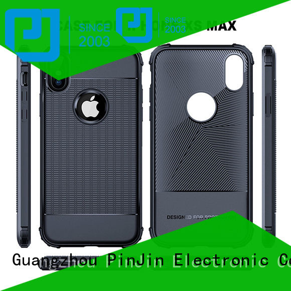 PinJin Electronic quality wood case phone materials for shop
