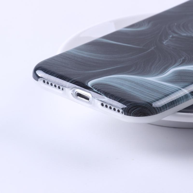 PinJun Electronic-iPhone 7 IMD Hybrid Hard TPU Back Cover PJA00023-4