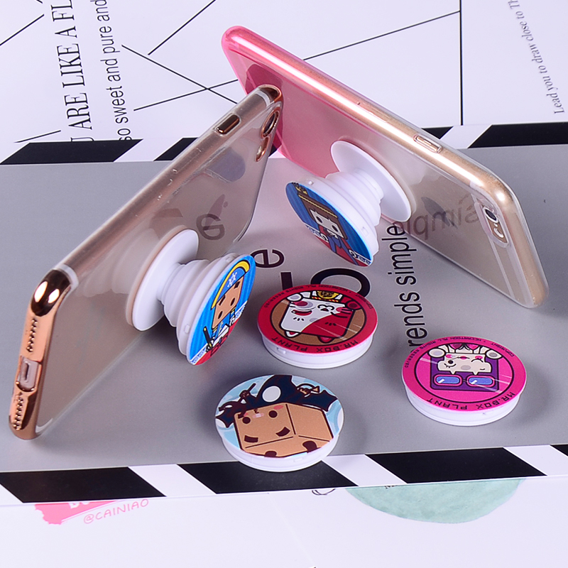 PinJun Electronic-Iphone Car Holder, Custom Popsocket Phone Grip Mobile Phone Kickstand Pja30003