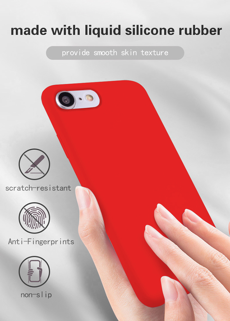 PinJun Electronic-Manufacturer Of Iphone Case Wholesale Tpe Liquid Silicone Case