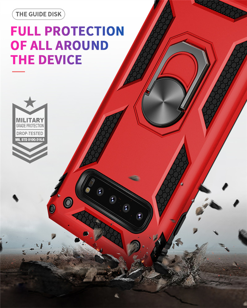 PinJun Electronic-Phone Case, Multi-functional Military Level Anti-drop Phone Case