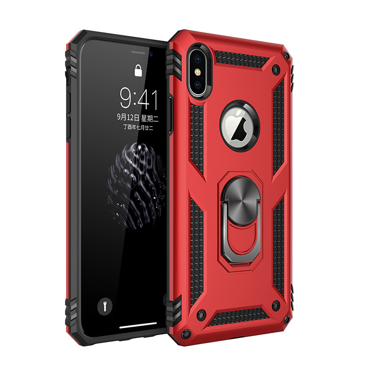 Military Level Anti-drop Mobile Phone Case for iPhone XS Max PJA00038