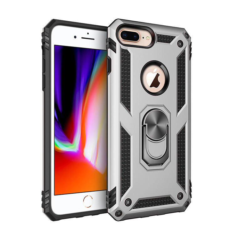 Military Level Anti-drop Mobile Phone Case for iPhone 6 7 8 Plus PJA00039