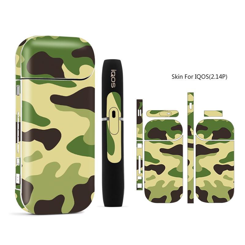 IQOS E Cigarette PVC Sticker IQOS Skin IQOS Wrap PJA40006
