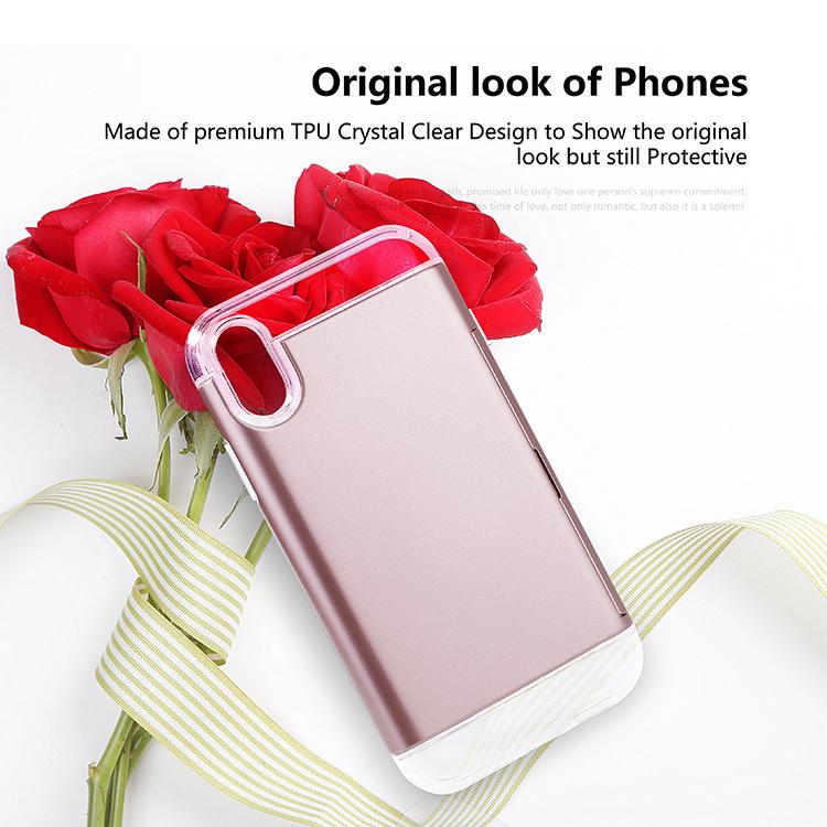 PinJun Electronic-High-quality Magnetic Phone Case | Card Storage Wallet Phone Case Pja00046-2