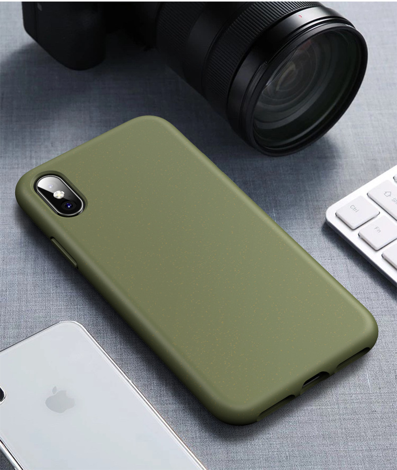 Biodegradable Environmental Eco-Friendly Phone Case PJA00048
