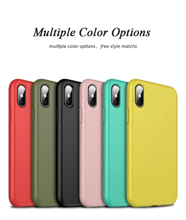 product-Biodegradable Environmental Eco-Friendly Phone Case PJA00048-PinJin Electronic-img