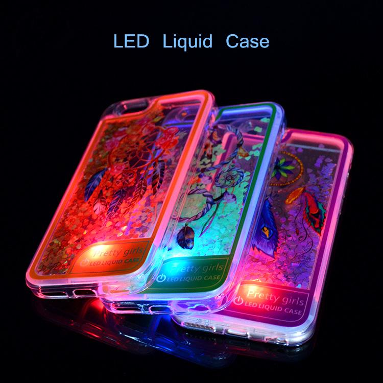 Bling Liquid Glitter Phone Case Quicksand Case PJA00050