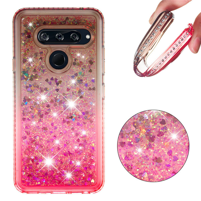 Bling Liquid Glitter Phone Case Quicksand Case PJA00050