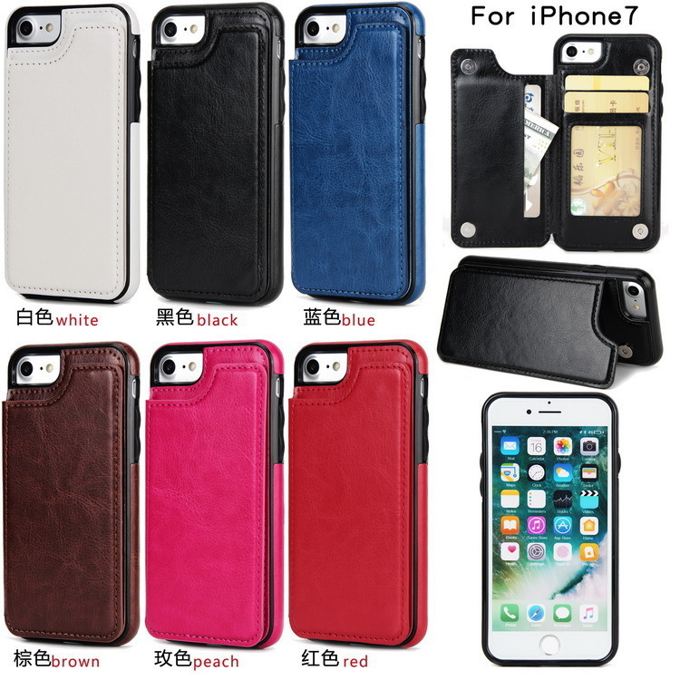Mobile Phone Leather Back Cover Case PJA00062