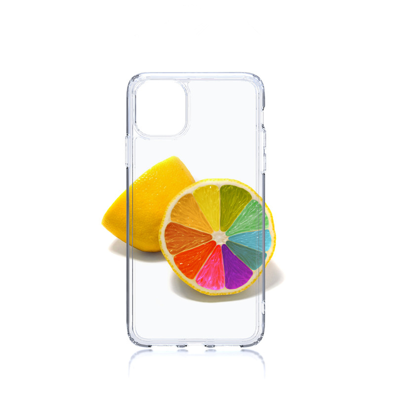 back lether phone case acrylic series for iphone-PinJing Electronics-img