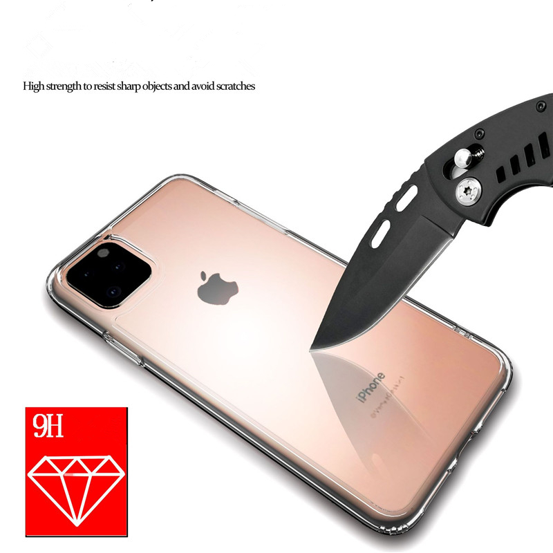 High Clear Tempered Glass Phone Cases
