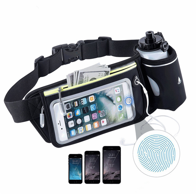 Running Sport Waist Bag Pack for Mobile Phone