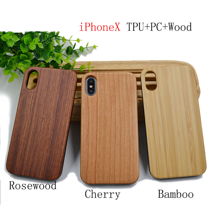 Bamboo And Wood Mobile Phone Case PJA00067
