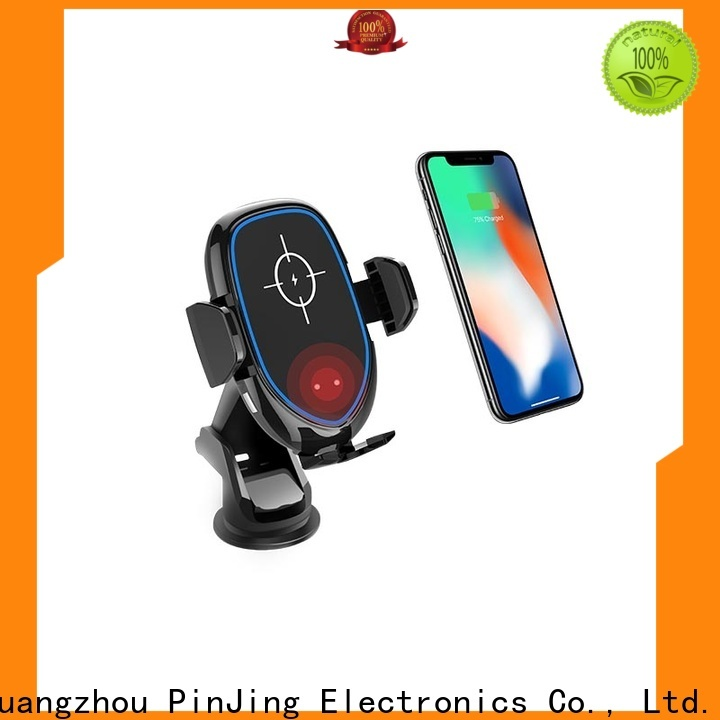 PinJing Electronics Latest wireless charger samsung s7 factory for iphone