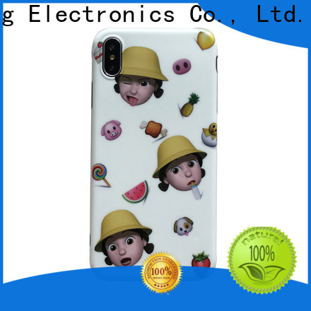 Best cell phone case iphone fiber factory for mobile phone