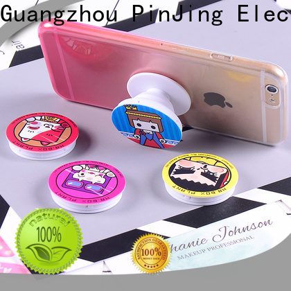 Custom silver ring holder tear Supply for phone