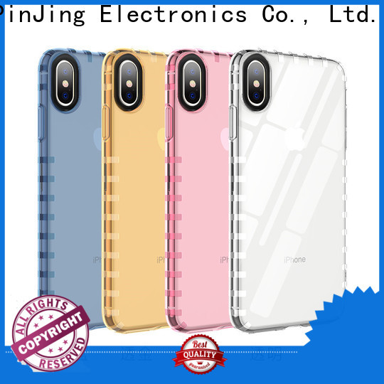 PinJing Electronics scratch custom iphone xs max case factory for shop
