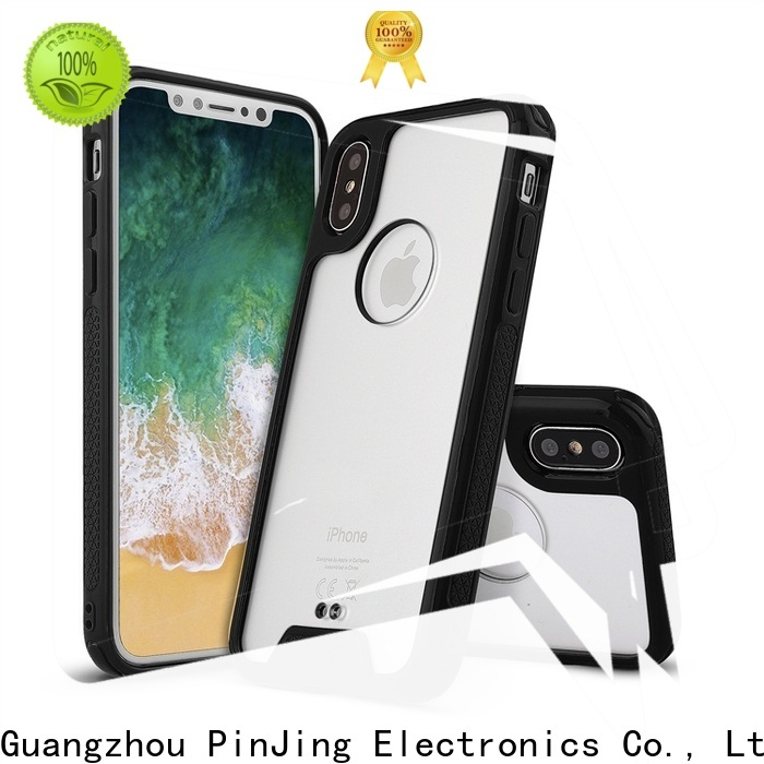 PinJing Electronics battery custom iphone x case manufacturers for phone
