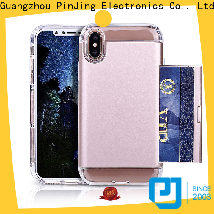 PinJing Electronics High-quality cell phone case for iphone Supply for phone