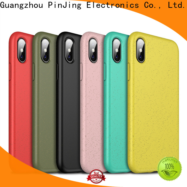 PinJing Electronics Wholesale logo phone case for business for iphone
