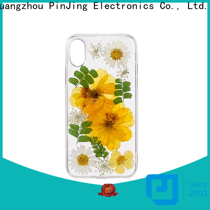 PinJing Electronics embossing phone case silicon Supply for mobile phone