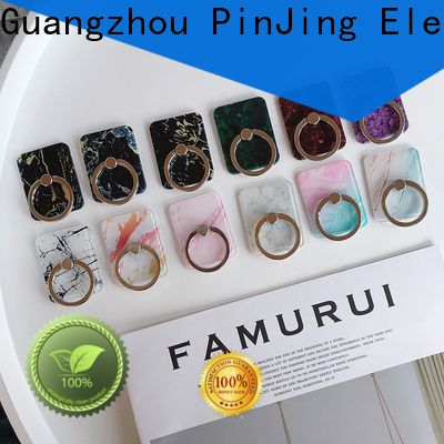 PinJing Electronics metal iphone finger ring holder for business for shop