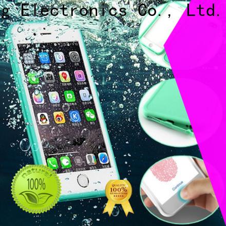 PinJing Electronics nano phone wallet case factory for iphone