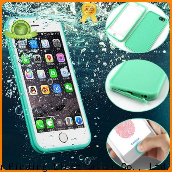 PinJing Electronics electroplating bespoke iphone 7 case manufacturers for phone