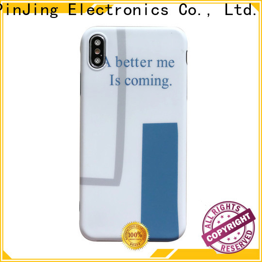 PinJing Electronics Top iphone xs cover manufacturers for mobile phone