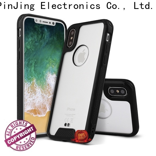 PinJing Electronics liquid cell phone case for iphone for business for shop