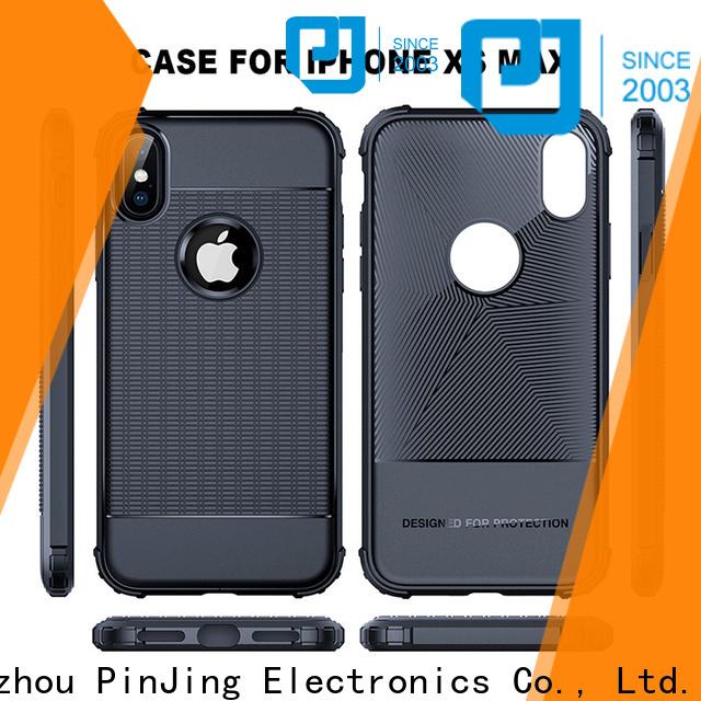 PinJing Electronics biodegradable huawei p9 lite phone case Suppliers for shop