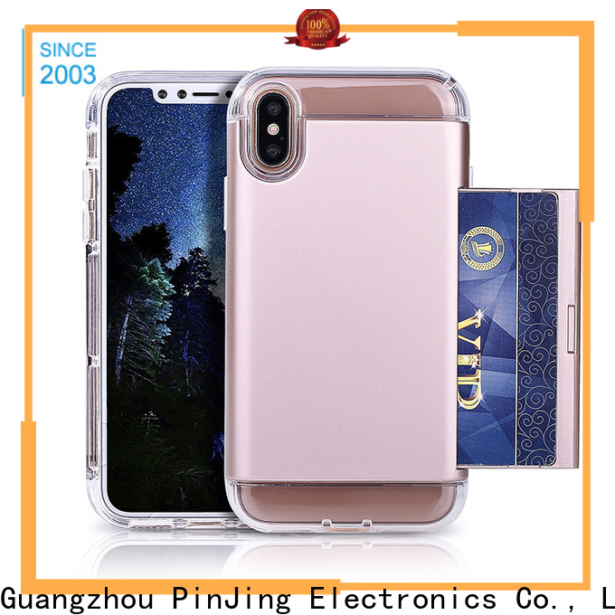 PinJing Electronics Latest samsung galaxy s8 phone case company for phone