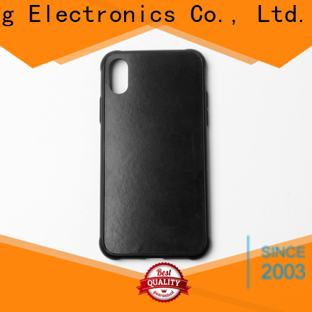 PinJing Electronics electroplating magnetic case for phone factory for phone
