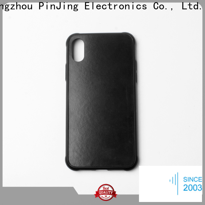 PinJing Electronics charger phone wallet case factory for iphone