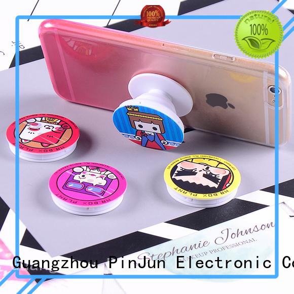 popsocket popsocket phone holder wholesale for mobile phone PinJun Electronic