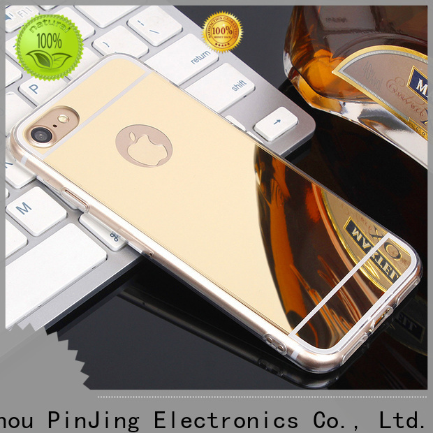 PinJing Electronics leather phone case for samsung company for shop