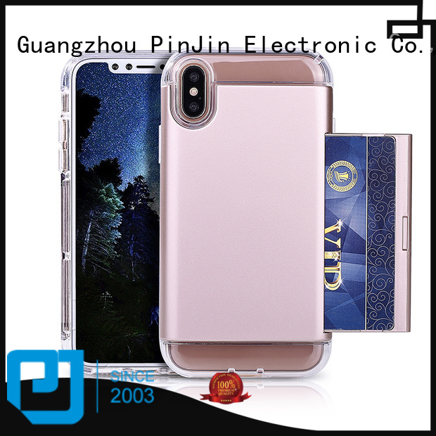 PinJin Electronic 3d phone case design rotation for phone