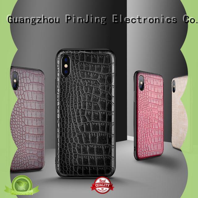 PinJing Electronics laser huawei p9 lite phone case holder for iphone