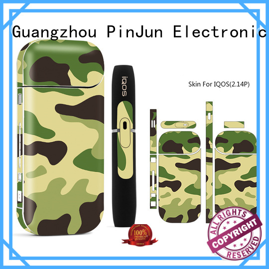 PinJun Electronic environmentally electronic cigarette holder case ashtray for iphone