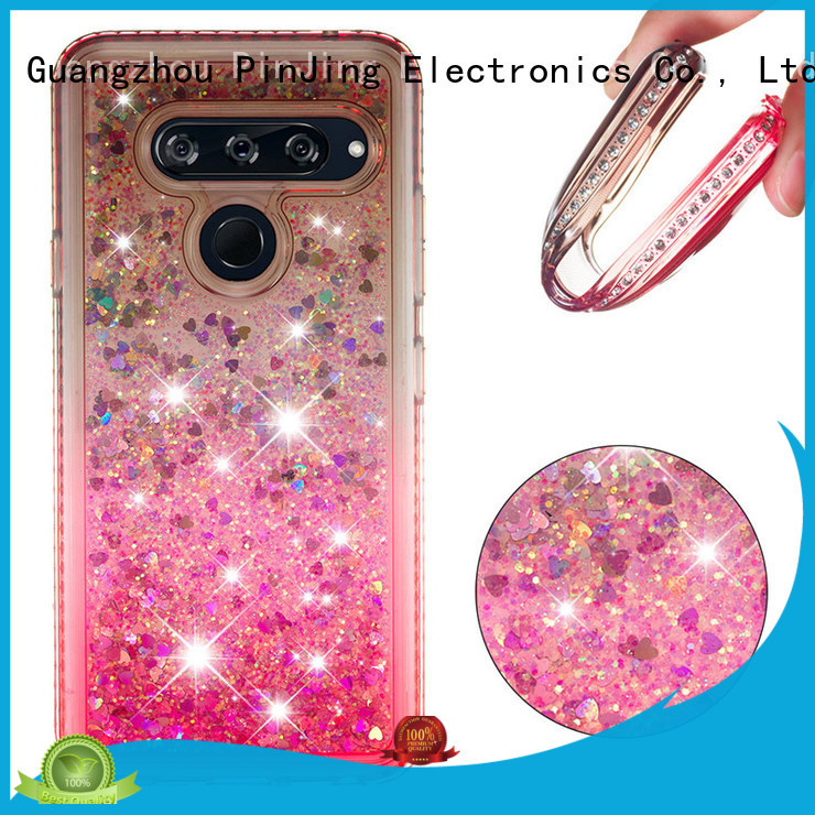 PinJing Electronics Best phone case magnetic factory for shop