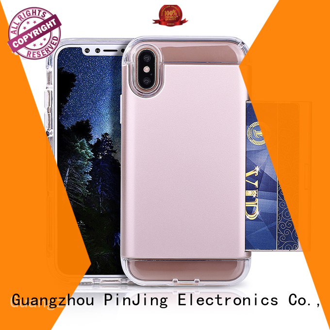 PinJing Electronics rubiks phone wallet case factory for phone