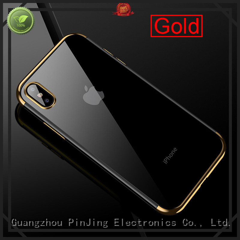 PinJing Electronics glitter samsung phone case manufacturers for iphone
