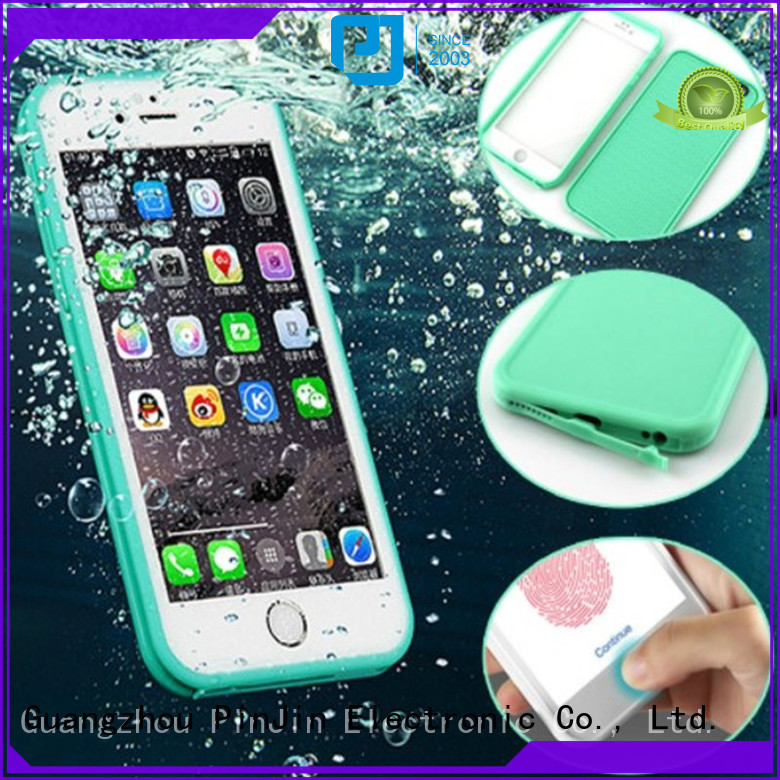 PinJin Electronic bling personalised iphone 6 case wholesale for iphone