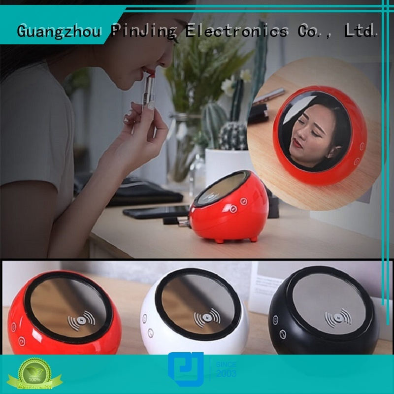PinJing Electronics useful wireless charger samsung s7 supplier for phone