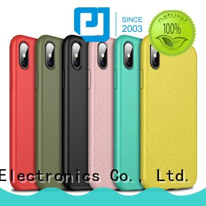PinJing Electronics acrylic custom iphone xs max case rotation for shop