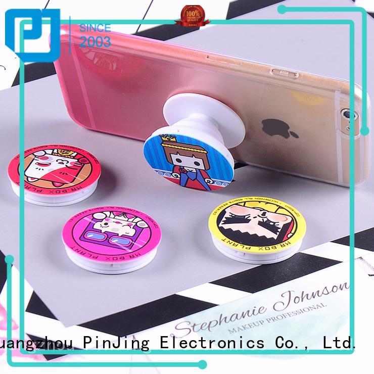 PinJing Electronics zinc phone finger ring for business for phone