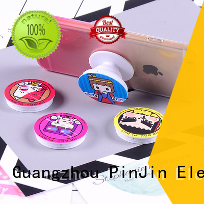 PinJin Electronic stand 360 rotation phone holder series for phone