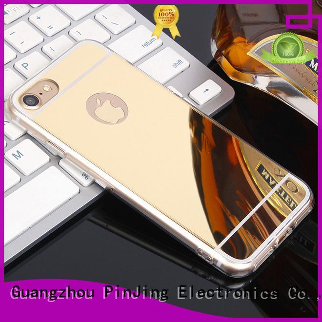 PinJing Electronics bling huawei p10 phone case holder for mobile phone